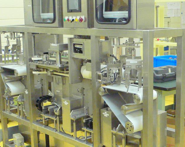 Pキャン外観検査装置